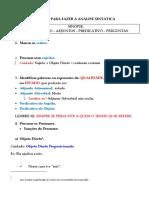 ANÁLISE SINTÁTICA - PASSOS.docx