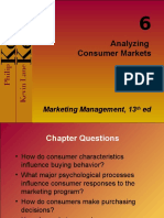 Analyzing Consumer
