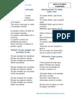 Cancionero (Tiempo de Cuaresma) (1)