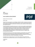8 Plantilla de Carta Green 97 2003