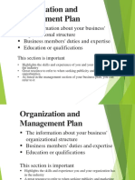 Topic 10 Organization and Management Plan.ppt