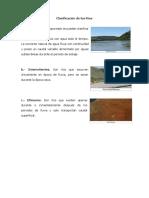 Lecciomes de Hidrologia I P 2019
