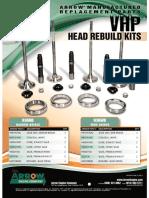 VHP Head Kit Flyer
