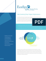 EcoSys EPC Brochure