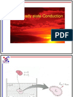 Conduction Unsteady