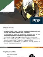 Teoria-Monetarista