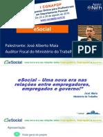 eSocial - José Alberto Maia - CONAPDP.pdf