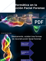 Reconstruccion Facial Forense