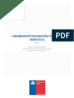 Lineamientos vacunación hepatitis B. MINSAL Chile 2019.pdf