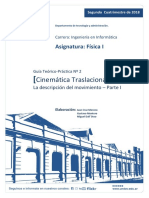 2 - Cinematica traslacional I.docx
