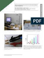 Desenvolvimento de Um Sistema de Análise Por Injeção Em Fluxo Utilizando Materiais Alternativos de Baixo Custo Para Fins Didaticos