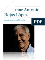 Valdemar Rojas, apuntes para una biografía
