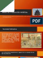 Modo de Producción Asiático.material