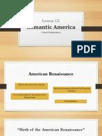 American Reinaissance