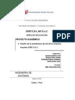 Informe Redes y Comunicaciones II