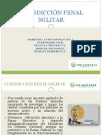 Jurisdicción Penal Militar