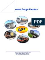 Integrated Cargo Carriers- Profile