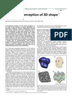 The visual perception of 3D shape.pdf