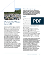 Waste in the UK