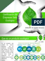 sellos ecologicos