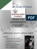 ARTISAN GOAT CHEESE.pdf