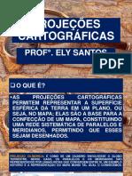 PROJEÇÕES CARTOGRÁFICAS-1