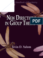 New Directions in Group Therapy (1)