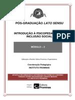 INTRODUÇÃO À PSICOPEDAGOGIA E INCLUSÃO SOCIAL--MÓDULO 2 (1).pdf