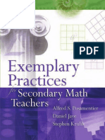 Alfred S. Posamentier, Daniel Jaye, Stephen Krulik - Exemplary Practices for Secondary Math Teachers (2007).pdf