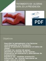 Rio Cuarto 2013 Lic. Cocconi Tratamiento de las úlceras por presión.ppsx