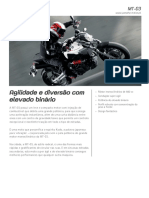 Yamaha 2013 MT-03