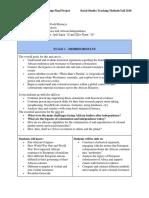 soc methods unit design final project