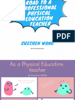 graphic novel - teacher identity