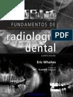 Fundamentos de Radiología Dental - Whaites.pdf