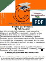 Costos por Ordenes de Fabricación.pptx