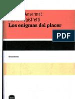 Los Enigmas del Placer - Anserment + Magistretti.pdf