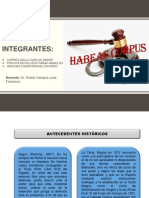 Grupo 01 -Habeas Corpus