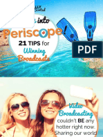 21 TIPS PERISCOPE