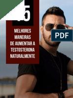 15 Melhores Maneiras de Aumentar a Testosterona