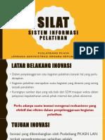 SILAT Sistem Informasi Pelatihan.pptx