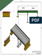 Practica - Puente Con Viga de Dos Carriles Vista 1