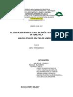 TRABAJO DE  LA EDUCACION INTERCULTURAL BILINGUE 2017.docx