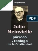 Benson Biografia de Julio Meinvielle