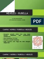 MEASLES - RUBELLA.pptx