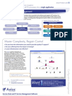 Configuration Management Product Flyer
