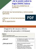 DMAIC  Basico