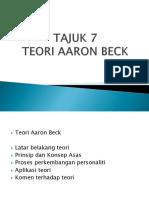 Teori Aaron Beck