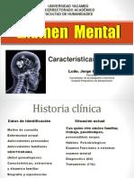 Examen mental presentación