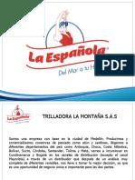 2018 Mayo -Presentacion Corporativa Trilladora La Montaña s.a.s.