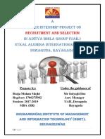 Braja Report